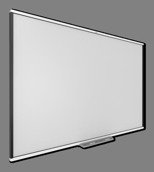 Характеристики интерактивной доски SMART Board SBM777